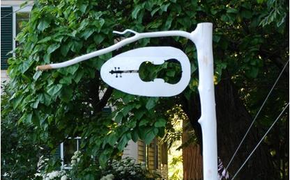 Baker Violin Shop