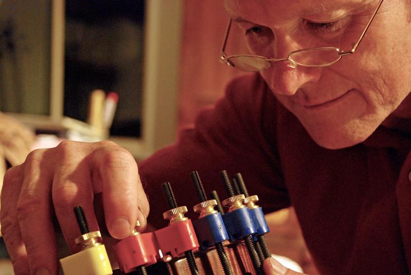 luthier bio workshop page